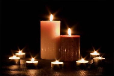 واحد تولید شمع و ملزومات آن